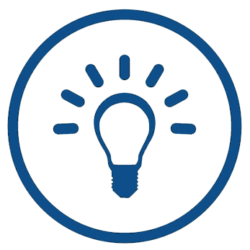 Center of Excellence | Light bulb
