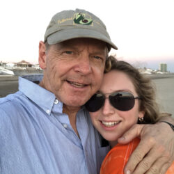 Dr. Moffitt with his daughter | Arizona Reproductive Medical Specialists