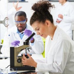 lab technicians work towards egg freezing award   ARMS Fertility   AZ