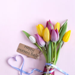 A Mothers Journey: Discovering Hope Through Infertility – happy mothers day flowers and heart
